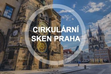 Cirkulární sken Praha