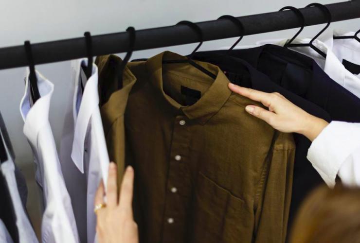SWAP oblečení